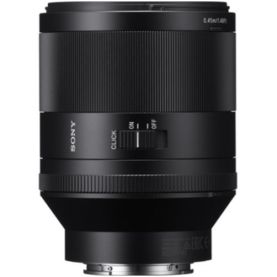 Sony FE 50mm F1.4 ZA Planar T* 2