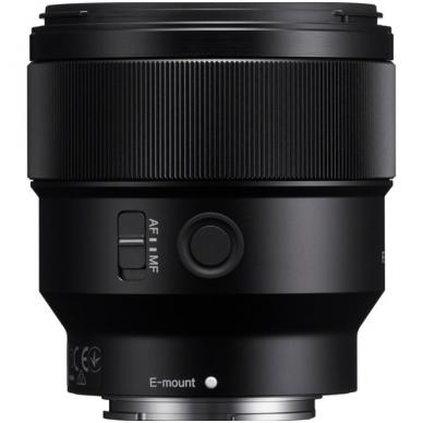 Sony FE 85mm f1.8 3