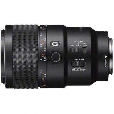 Sony FE 90mm f2.8 Macro G OSS 2
