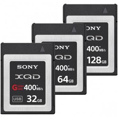 Sony Professional XQD G Series