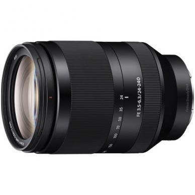 Sony SEL 24-240mm F3,5-6,3 OSS E-Mount