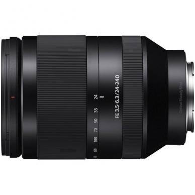 Sony SEL 24-240mm F3,5-6,3 OSS E-Mount 2