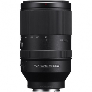 Sony SEL 70-300mm F4.5-5.6 G OSS 3