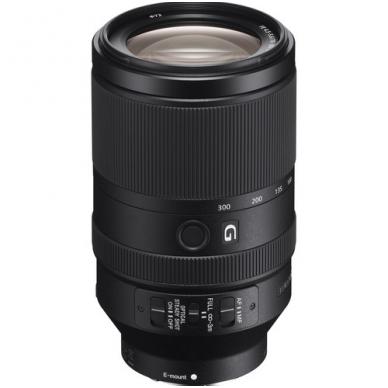 Sony SEL 70-300mm f4.5-5.6 G OSS