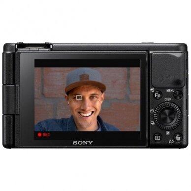 Sony ZV-1 + GP-VPT2BT 6