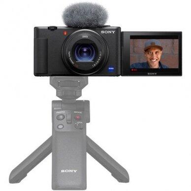 Sony ZV-1 + GP-VPT2BT 8