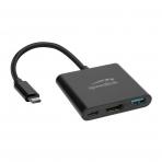 Speedlink adapter 3in1 USB-C (SL-180024BK)