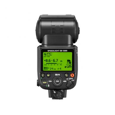 Nikon Speedlight SB-5000 3