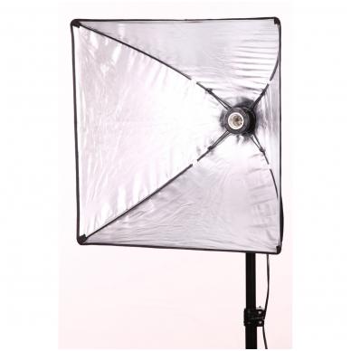 Šviesdėžė 50x50cm 1x E27