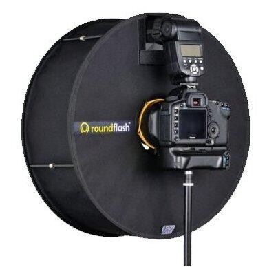 Roundflash Magnetic Black Softbox 3