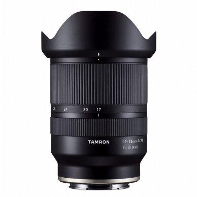 TAMRON 17-28mm f2.8 Di III RXD 3