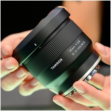 Tamron 35mm f2.8 Di III OSD M1:2 Sony FE 4