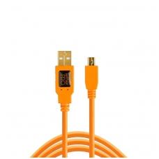 TetherPro USB 2.0 to Mini-B 5-Pin kabelis