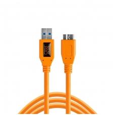 TetherPro USB 3.0 to Micro-B kabelis