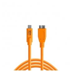 TetherPro USB-C to MICRO-B kabelis