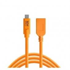 TetherPro USB-C to USB-A Female Adapter kabelis