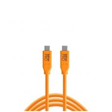 TetherPro USB-C to USB-C kabelis