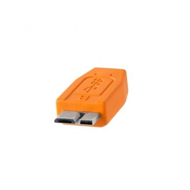 TetherPro USB-C to MICRO-B kabelis 2