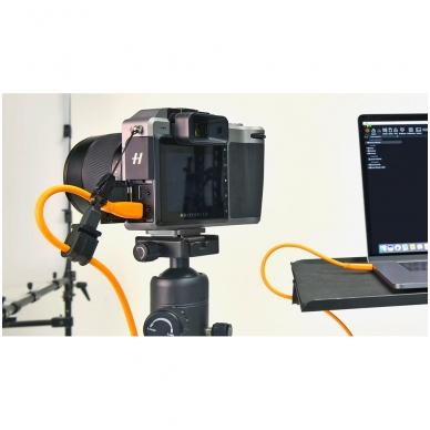 TetherPro USB-C to USB-C kabelis 2