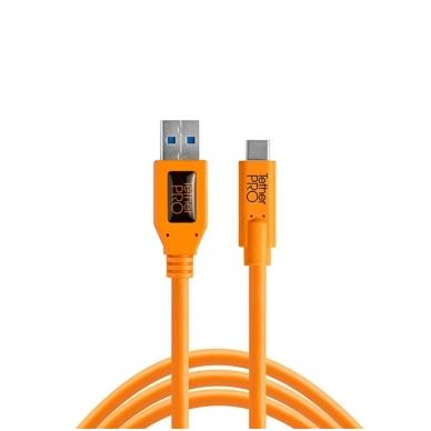 TetherPro USB to USB-C kabelis