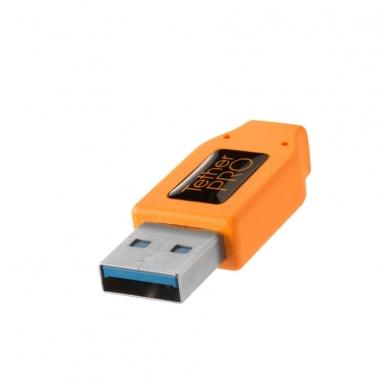 TetherPro USB to USB-C kabelis 3