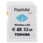 Toshiba Wireless SDHC 32GB