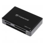 Transcend RDF9 - All in One USB 3.1 kortelių skaitytuvas