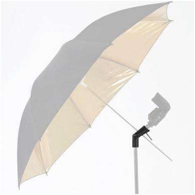 Varos blykstės ir skėčio laikiklis 2