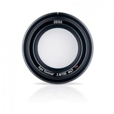 Zeiss Batis 135mm f/2.8 4