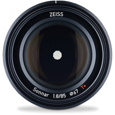 Zeiss Batis 85mm f1.8 4