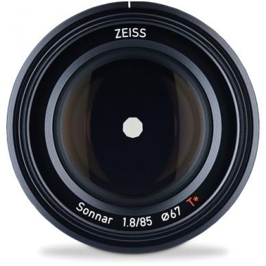 Zeiss Batis 85mm f1.8 4