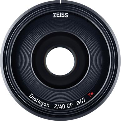 Zeiss Batis 40mm f/2.0 CF 4