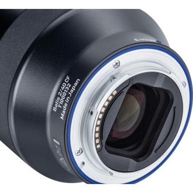 Zeiss Batis 40mm f/2.0 CF 5
