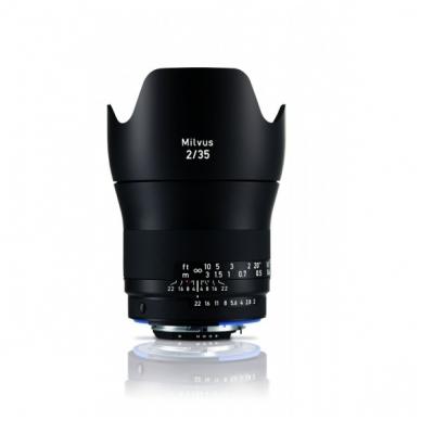 ZEISS Milvus 35mm f2.0