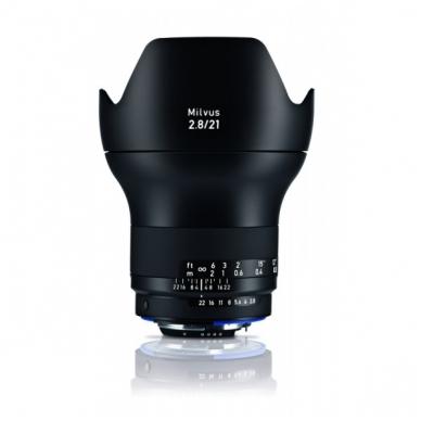 ZEISS Milvus 21mm f2.8