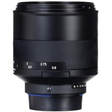 ZEISS Milvus 85mm f1.4 2