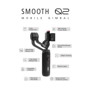 ZHIYUN Smooth Q2 10