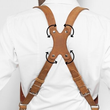 Zuka Straps CRAZY HORSE MULTI 3